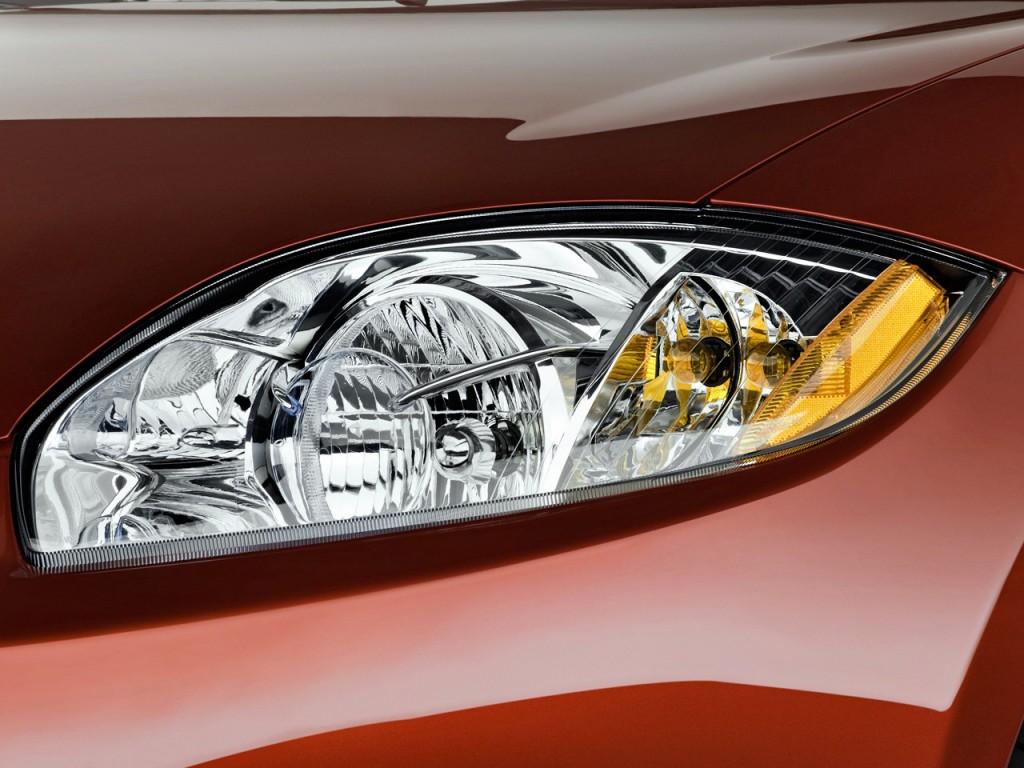 Image 2010 Mitsubishi Eclipse 3dr Coupe Auto Gs Headlight