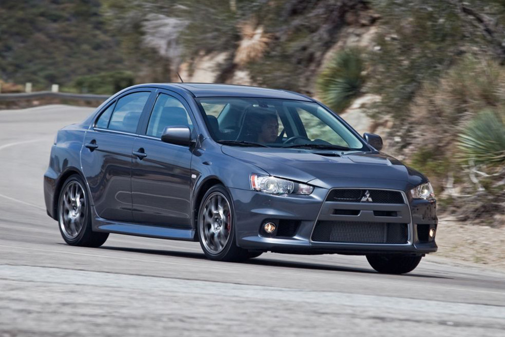 2010 mitsubishi lancer evolution first drive review sciox Images
