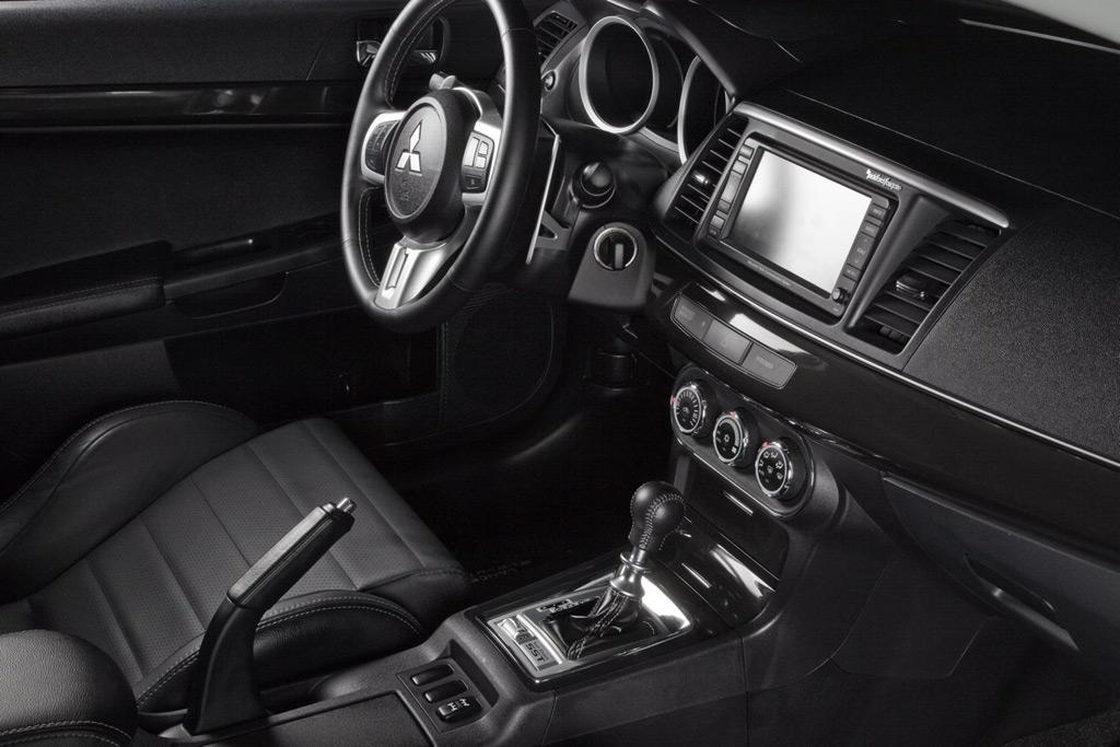 2010 Mitsubishi Lancer Evolution MR Touring