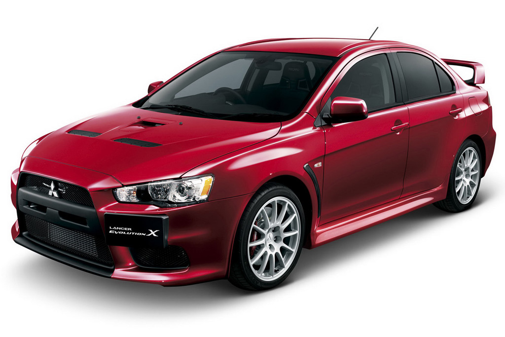2010 mitsubishi lancer evolution x launched in japan. Black Bedroom Furniture Sets. Home Design Ideas