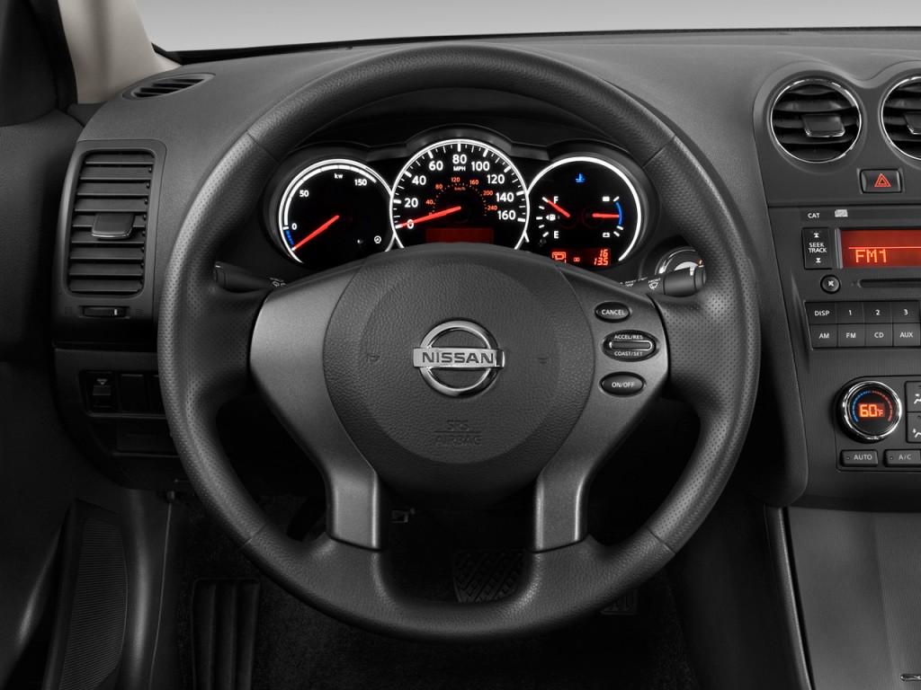 image 2010 nissan altima 4 door sedan i4 ecvt hybrid steering wheel size 1024 x 768 type. Black Bedroom Furniture Sets. Home Design Ideas
