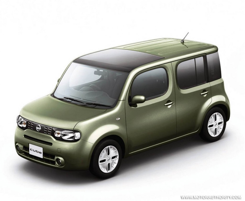 Battle of the boxes nissan cube vs kia soul vanachro Choice Image