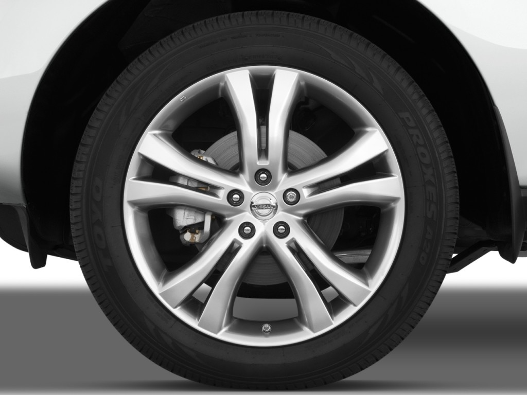 image 2010 nissan murano awd 4 door le wheel cap size 1024 x 768 type gif posted on may. Black Bedroom Furniture Sets. Home Design Ideas