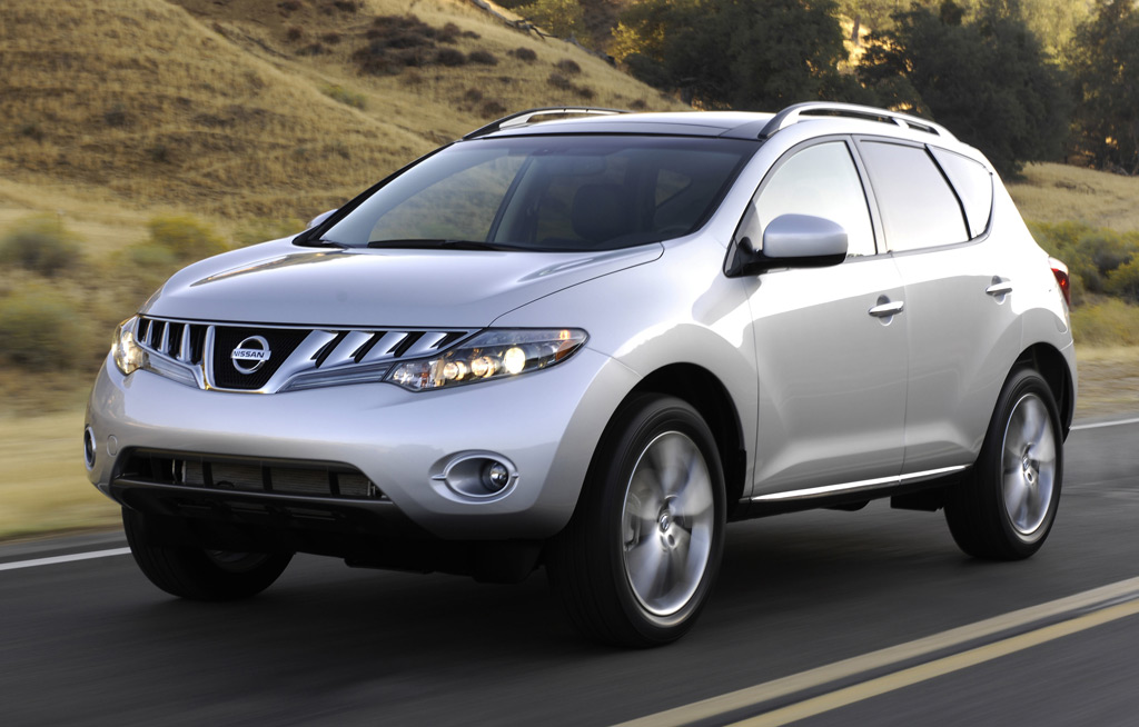 preview 2010 nissan murano. Black Bedroom Furniture Sets. Home Design Ideas