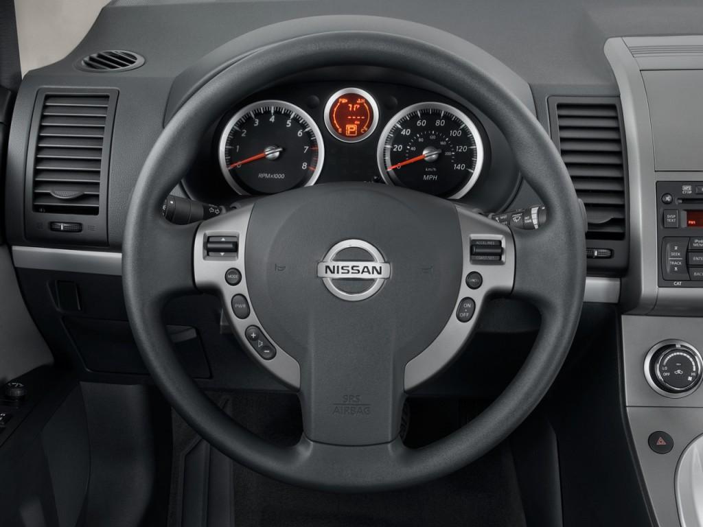 image 2010 nissan sentra 4 door sedan i4 cvt 2 0 s steering wheel size 1024 x 768 type gif. Black Bedroom Furniture Sets. Home Design Ideas