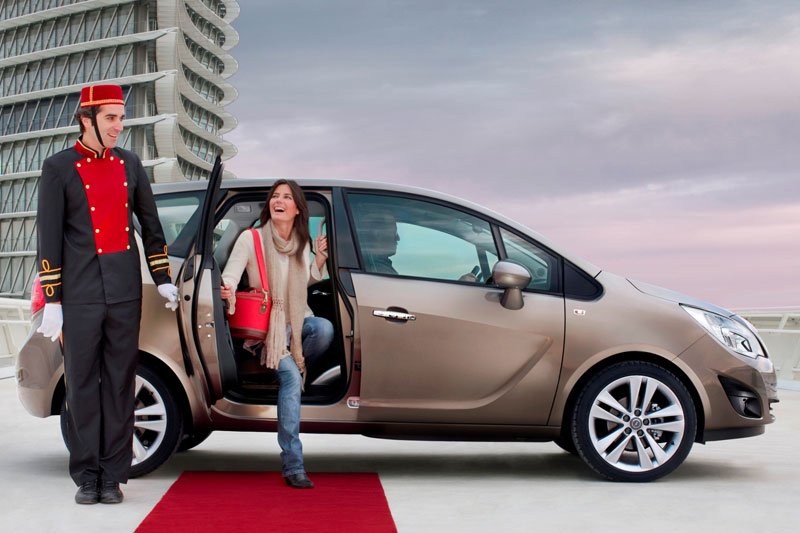 New opel meriva toyota prius tuning todays car news sciox Image collections