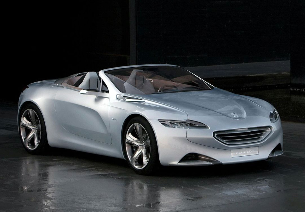 Peugeot Sr Concept L on Internal Combustion Engine Design