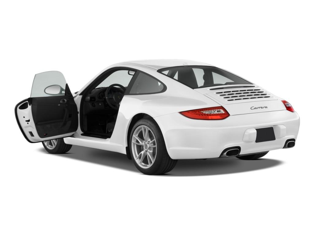 Image: 2010 Porsche 911 Carrera 2-door Coupe Open Doors, size: 1024