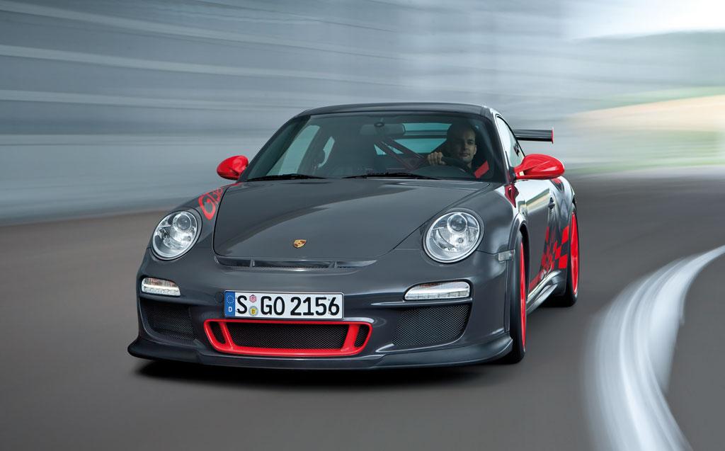 Porsche Gt Rs L