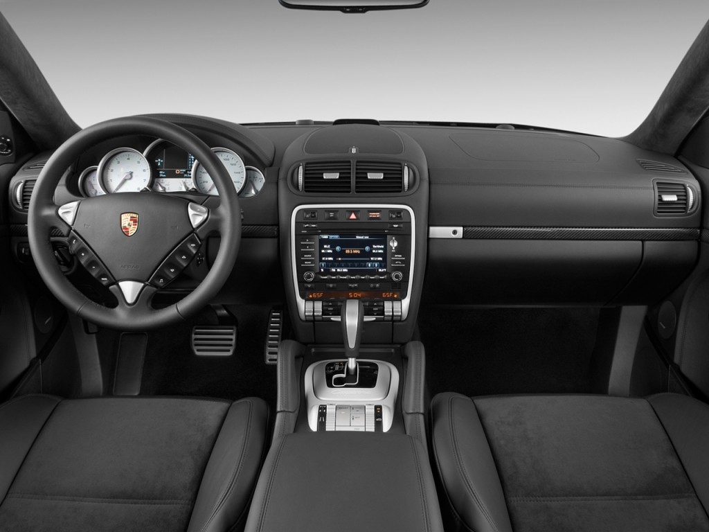 image 2010 porsche cayenne awd 4 door turbo s dashboard. Black Bedroom Furniture Sets. Home Design Ideas