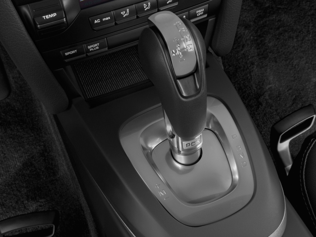 Image: 2010 Porsche Cayman 2-door Coupe Gear Shift, size ...