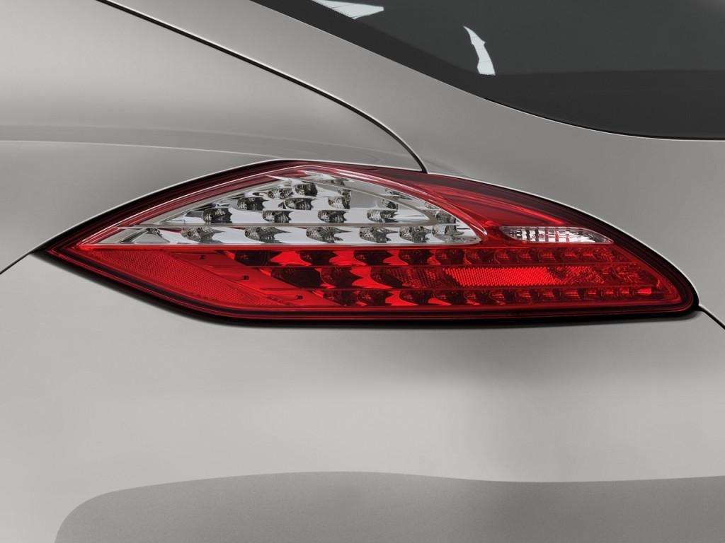 Image: 2010 Porsche Panamera 4-door HB 4S Tail Light, size ...