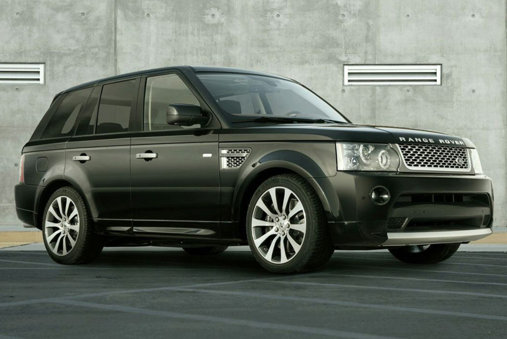limited edition 2010 range rover sport autobiography makes debut. Black Bedroom Furniture Sets. Home Design Ideas