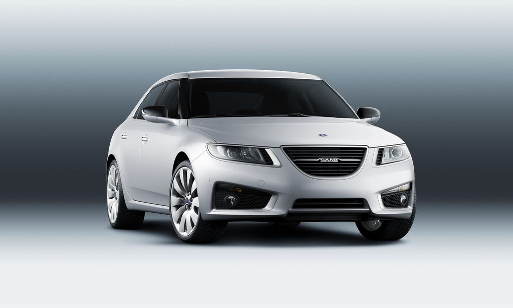 2010 Saab 9 5