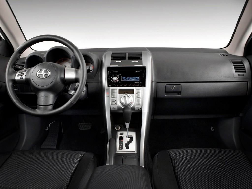 2010 Scion Tc Gas Mileage >> Image: 2010 Scion tC 2-door HB Man (Natl) Dashboard, size: 1024 x 768, type: gif, posted on ...