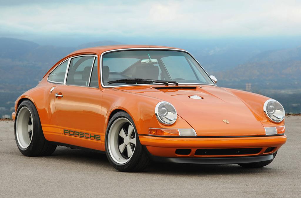 Image Porsche 911 Restored By Singer 2010 Size 1024 X