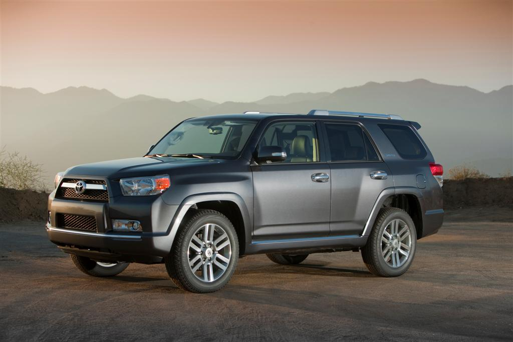 Toyota Reveals Pricing For 2010 4runner Land Cruiser And Venza