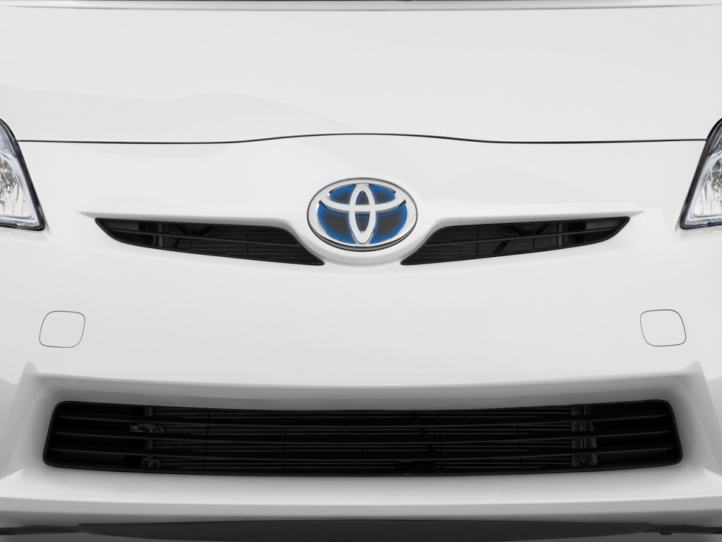 Image 2010 Toyota Prius 5dr Hb Ii Natl Grille Size
