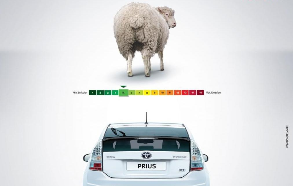 Nissan Leaf Battery Life >> Toyota Prius Ad We'll Never See: Animals Worse Than Hybrids