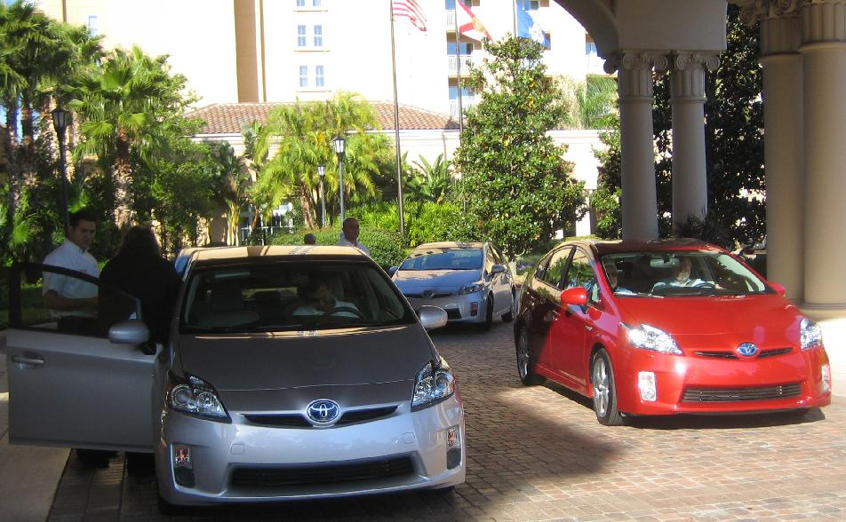 30 Days of the 2010 Toyota Prius: Day 1.5, More on Higher Gas Mileage