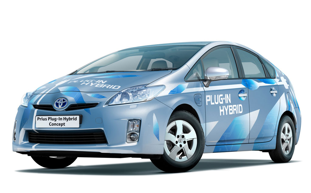 Image: 2010 Toyota Prius Plug-in Hybrid Concept, size ...