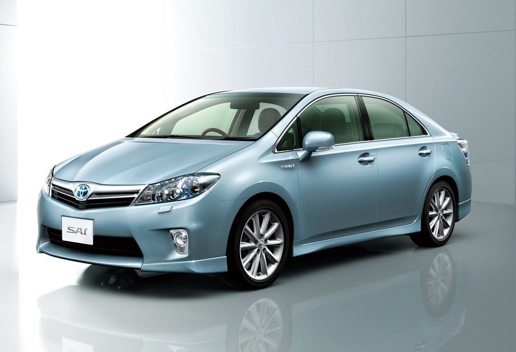 2010 Prius For Sale >> First Look At Toyota Sai Hybrid
