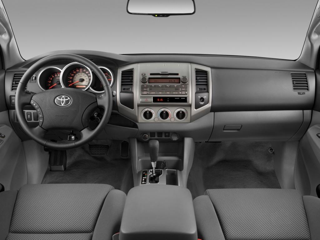 Image 2010 Toyota Tacoma 2wd Access V6 At Prerunner Natl