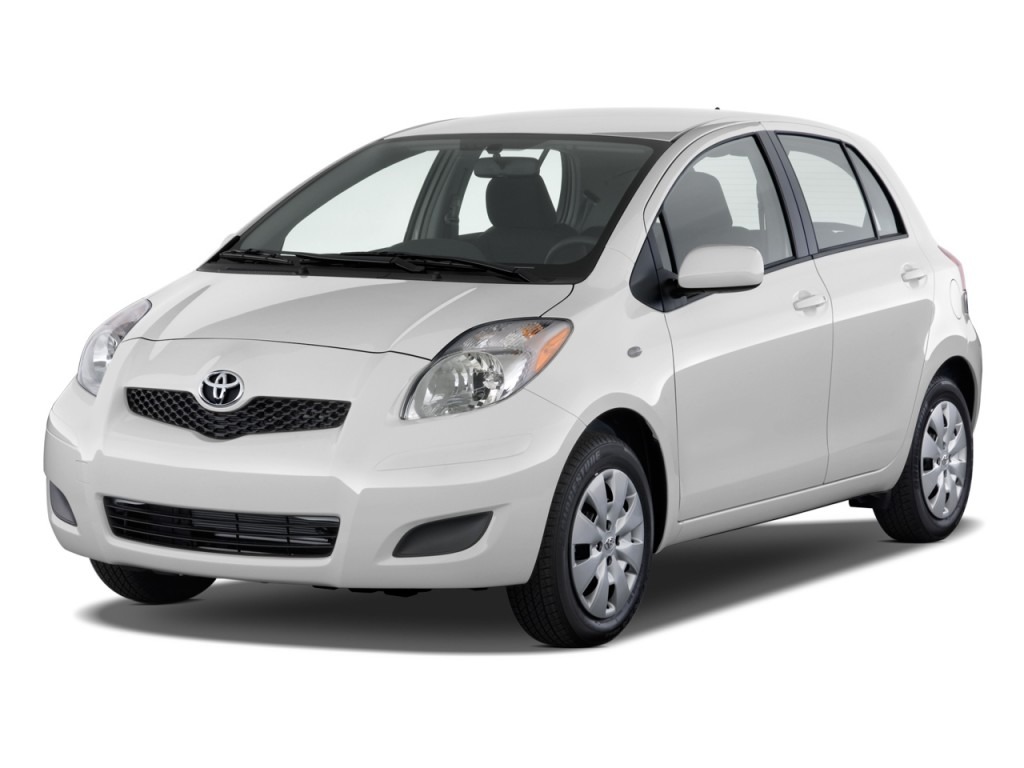 2010 Toyota Yaris Review, Ratings, Specs, Prices, And Photos   The Car  Connection