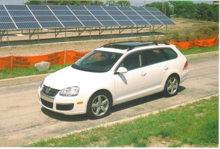 2010 Volkswagen Jetta TDI SportWagen: Bred To Save?