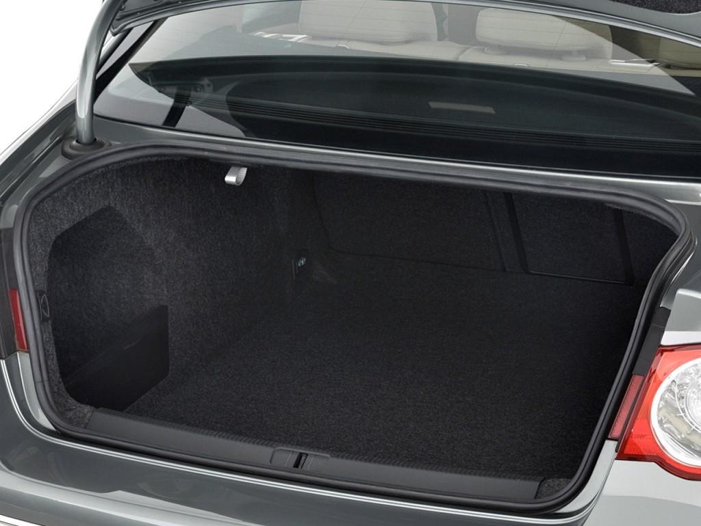 Image: 2010 Volkswagen Passat Sedan 4-door DSG Komfort FWD Trunk, size: 1024 x 768, type: gif ...