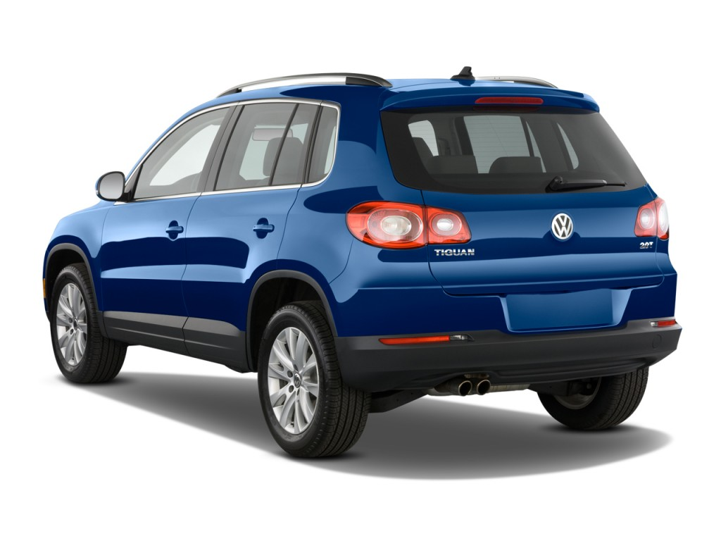 Image 2010 Volkswagen Tiguan Fwd 4 Door Se Ltd Avail