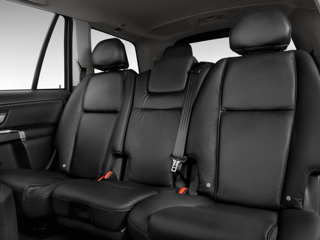 image 2010 volvo xc90 fwd 4 door i6 rear seats size. Black Bedroom Furniture Sets. Home Design Ideas