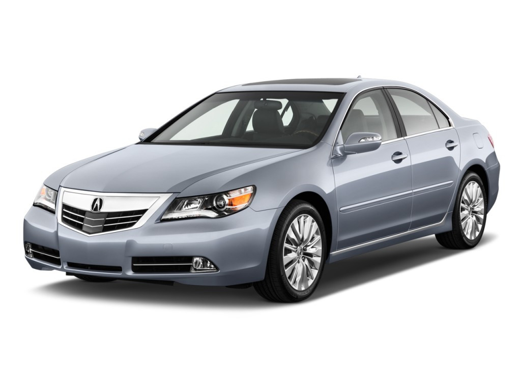 New and Used Acura RL: Prices, Photos, Reviews, Specs - The Car Connection