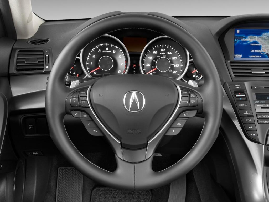 Acura Tl Door Sedan Man Sh Awd Tech Hpt Steering Wheel L on 2004 Acura Tlx