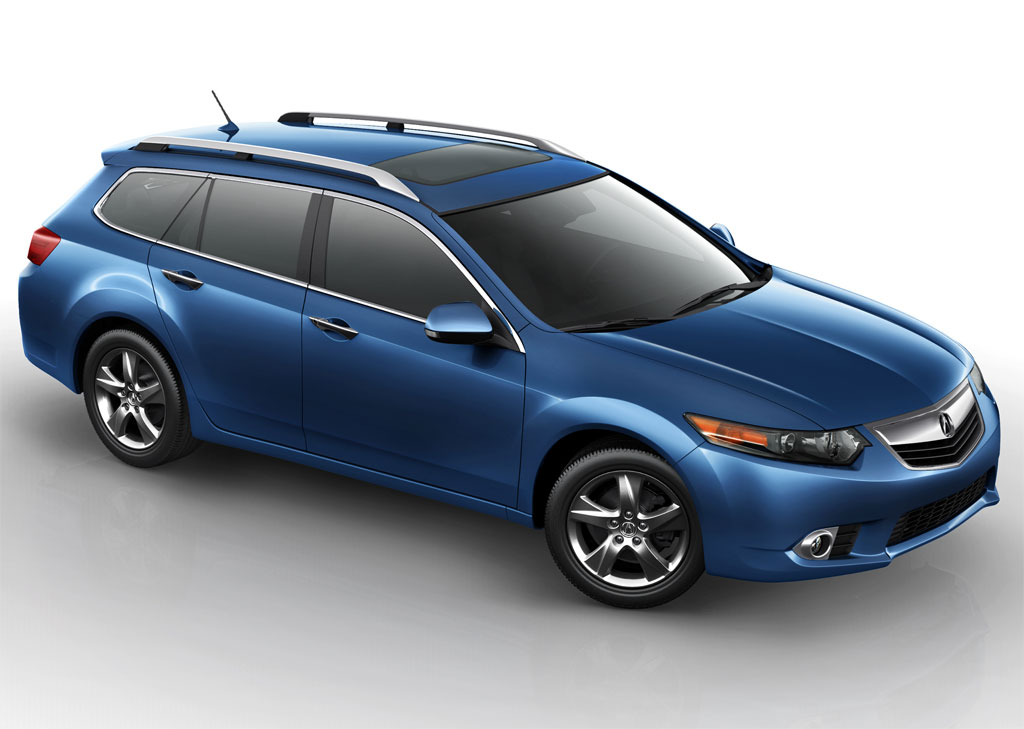 Video 2017 Acura Tsx Sport Wagon S First Commercial