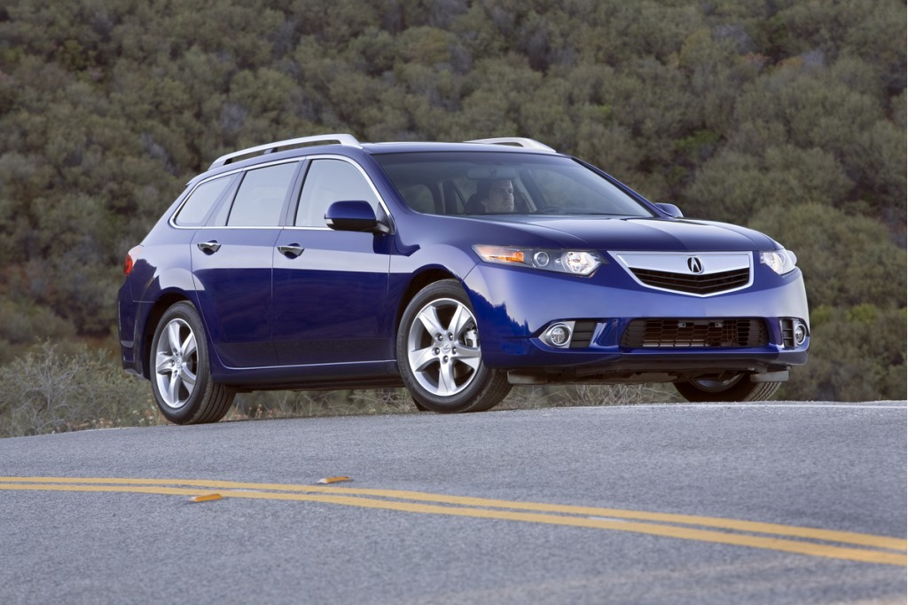 Best Used Wagon The Car Connections Picks - Used acura tsx wagon