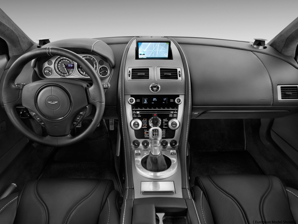 Image: 2011 Aston Martin DBS 2-door Coupe Dashboard, size ...