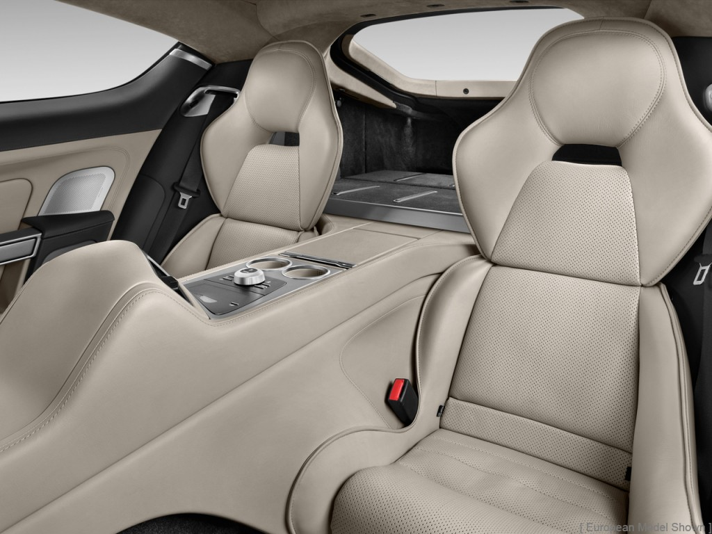 Aston Martin Rapide Door Sedan Auto Rear Seats L