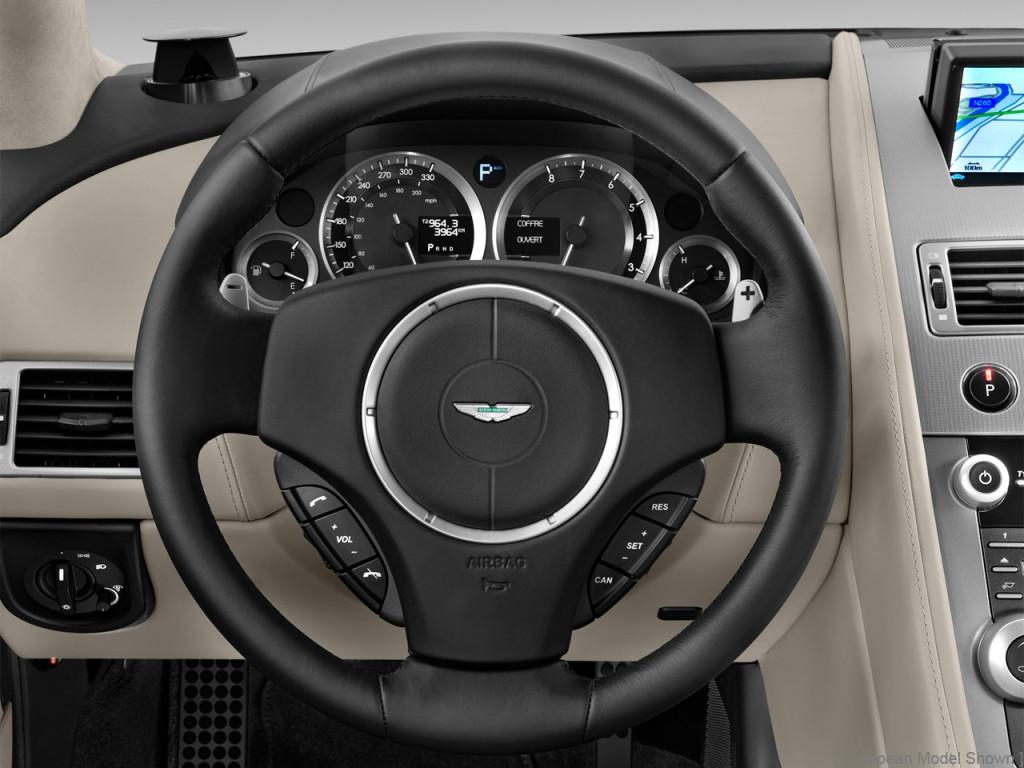 Image: 2011 Aston Martin Rapide 4-door Sedan Auto Steering ...
