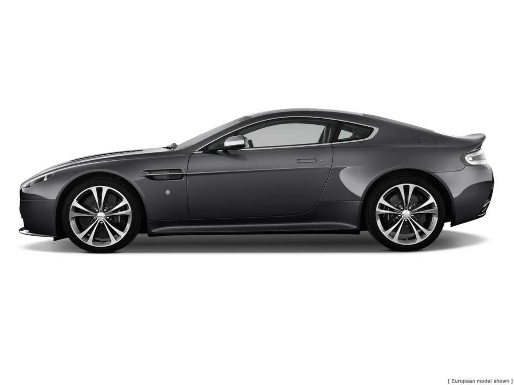Image 2011 Aston Martin V12 Vantage 2 Door Coupe Man Side
