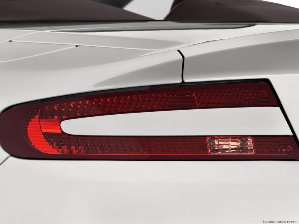 Image 2011 Aston Martin V8 Vantage 2 Door Convertible