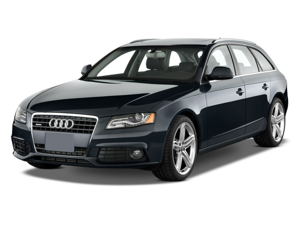 2011 audi a4 4 door wagon auto 2 0t avant quattro premium plus angular front exterior view 100320820 l - 2011 Audi A4 Sedan 2 0 T Quattro At