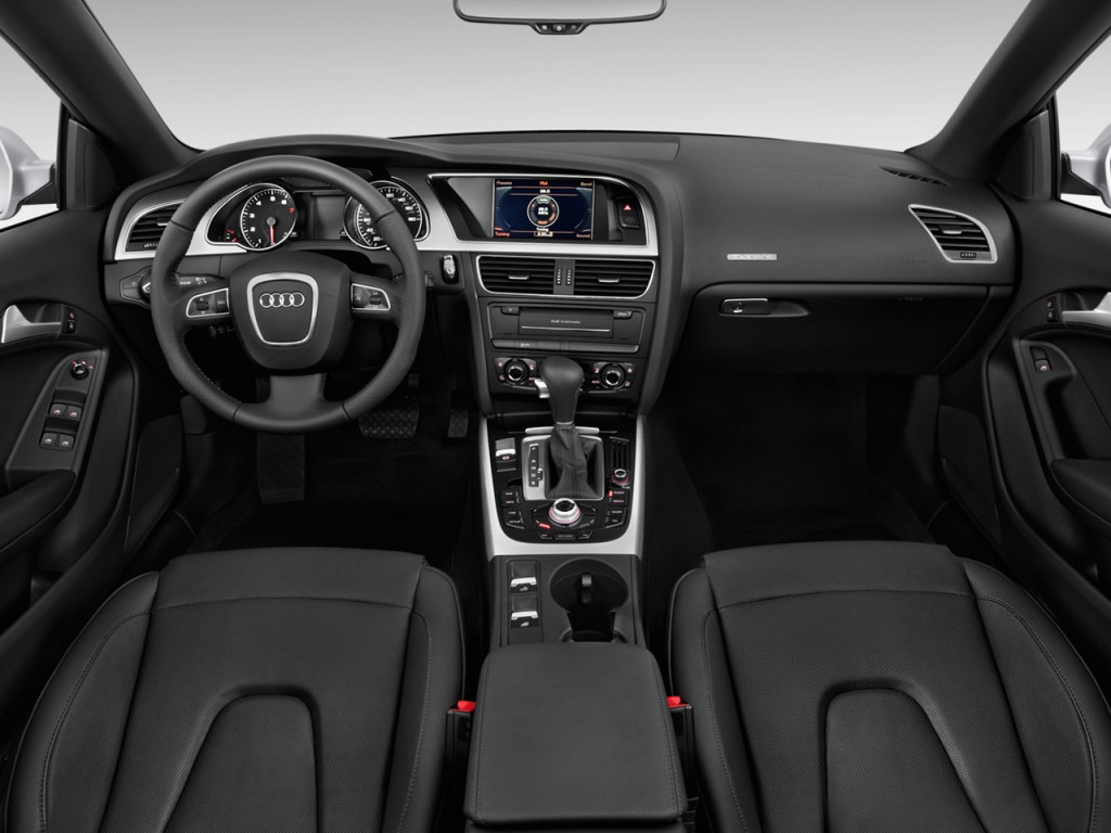 image 2011 audi a5 2 door cabriolet auto fronttrak 2 0t premium dashboard size 1024 x 768. Black Bedroom Furniture Sets. Home Design Ideas