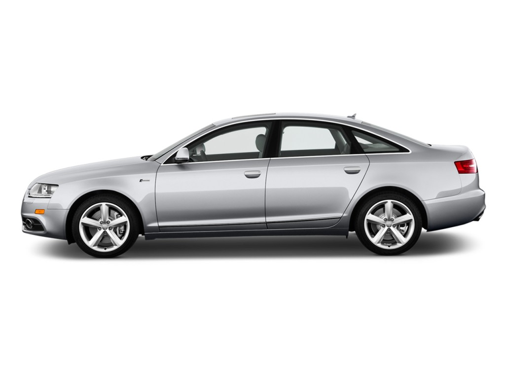 Image 2011 Audi A6 4 Door Sedan 3 2l Fronttrak Premium