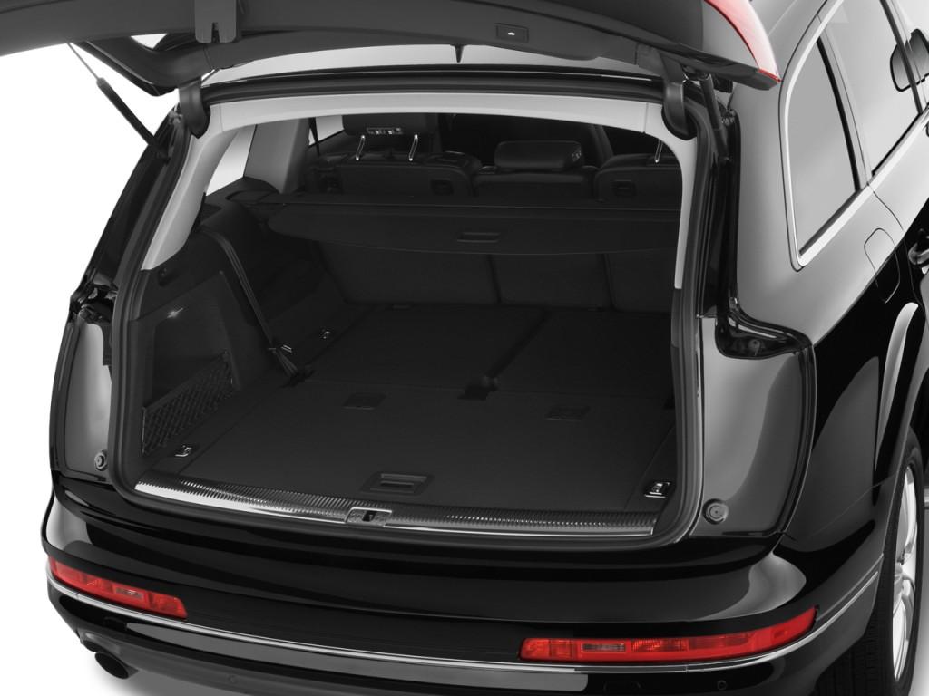 Image: 2011 Audi Q7 quattro 4-door 3.0L TDI Premium Trunk, size: 1024 x 768, type: gif, posted ...