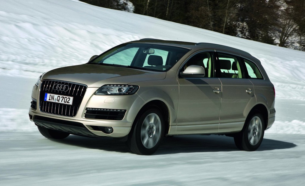 2011 Audi Q7 Review Ratings Specs Prices And Photos The Car Connection