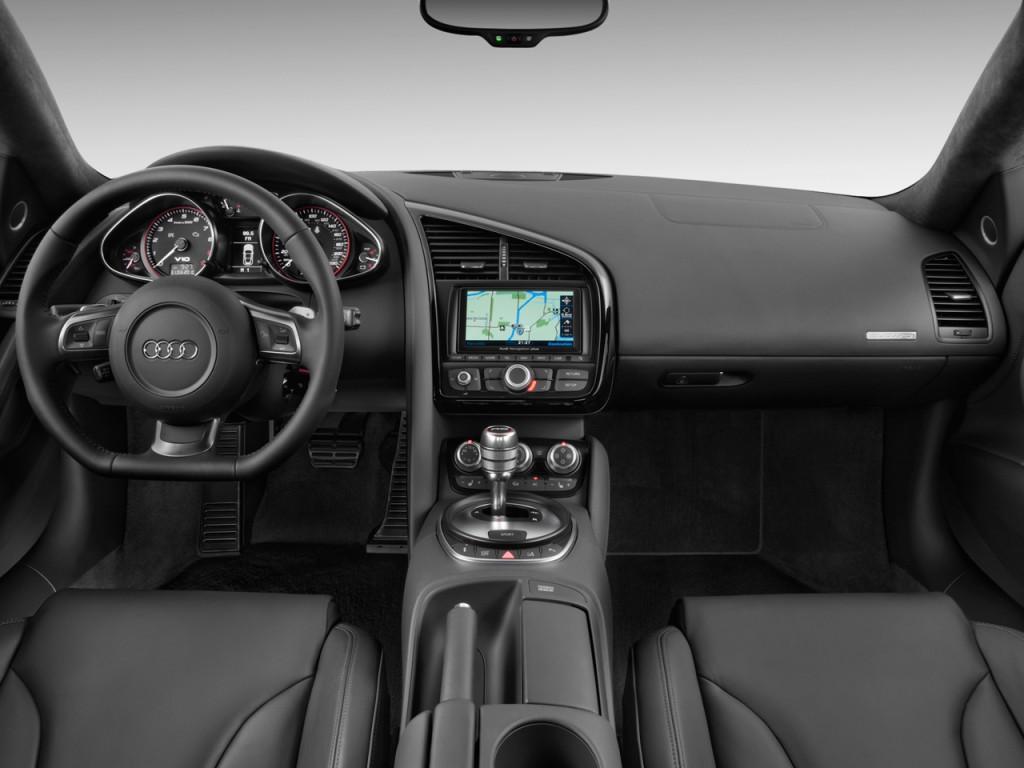 Image: 2011 Audi R8 2-door Coupe 5.2L Man quattro ...