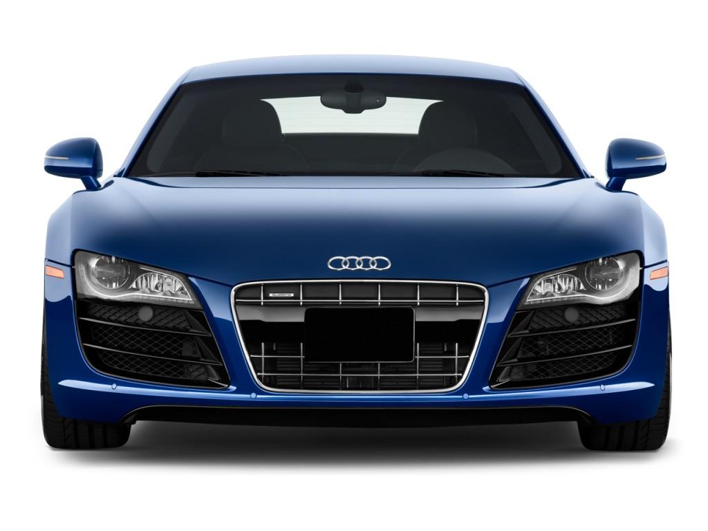 Image 2011 Audi R8 2 Door Coupe 5 2l Man Quattro Front