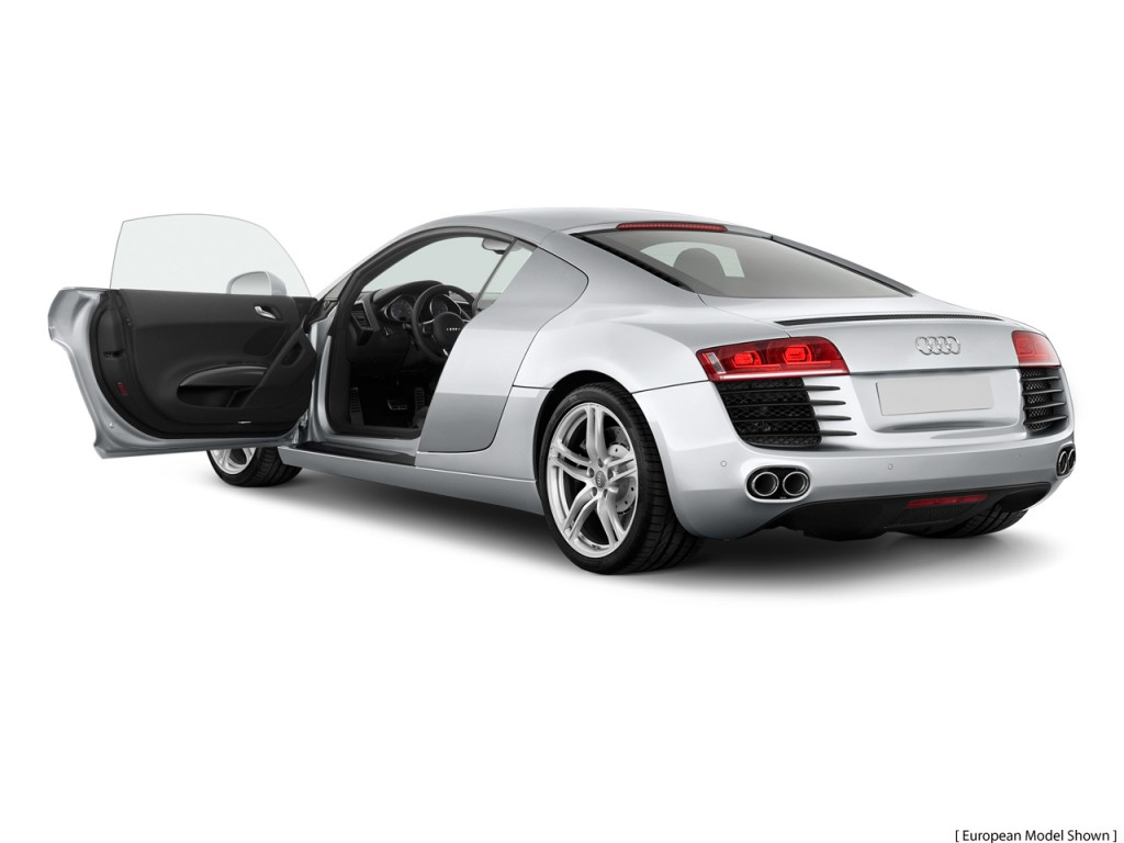Image: 2011 Audi R8 2-door Coupe Auto quattro 4.2L Open Doors, size