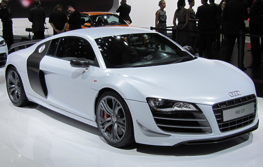 Audi R GT Pricing Announced - Price of audi r8